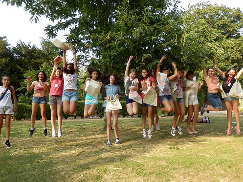 4-week Studio Cambridge Summer Camps - Sir Henry (9-14 years old)