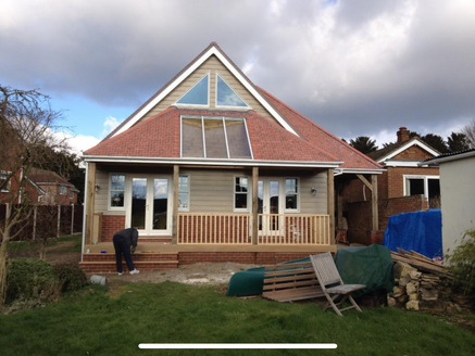 New Build Salisbury Green