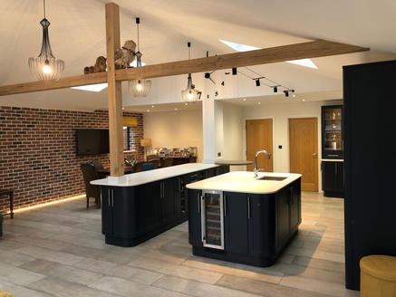 Extension & Kitchen Hedge End