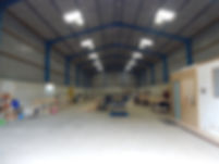 5000 sq ft Production Space