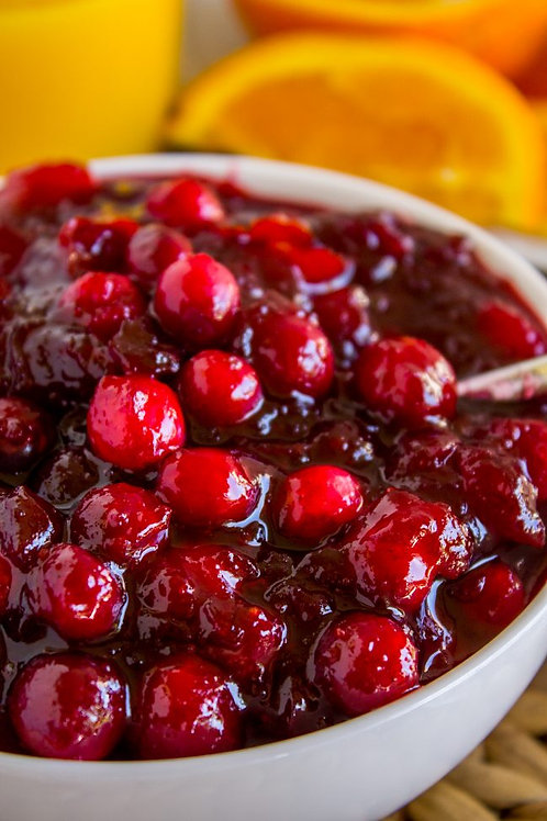 EAT HAPPY! Cranberry Crush