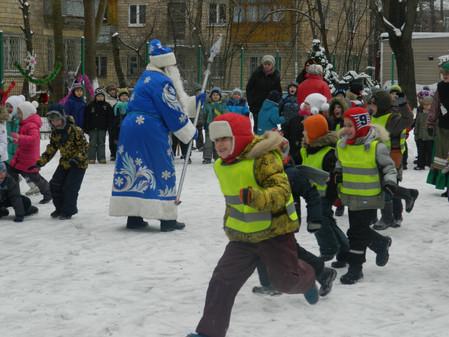 """Фестиваль здоровья """"Зимние забавы"""""""