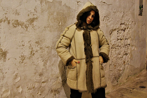 The real shearling