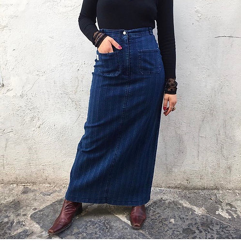 Gonna di jeans '90s