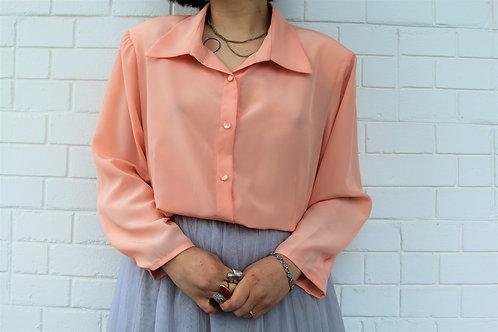 Blusa handmade anni '60