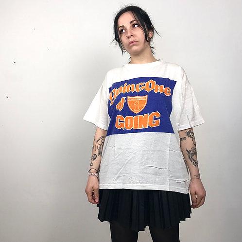 T-Shirt University '80s