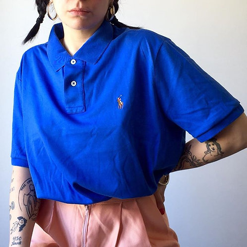 Polo Crop Ralph Lauren