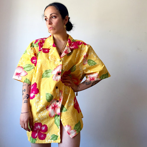 Aloha Shirt '80s