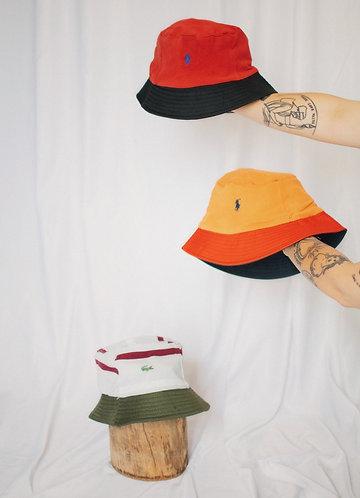 Bucket Ralph Lauren arancio