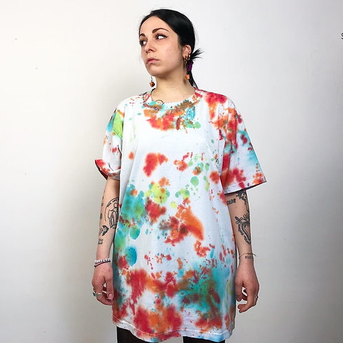 T-shirt tie-dye '90s