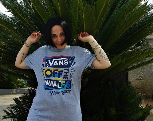 '90s unisex t-shirt by Vans