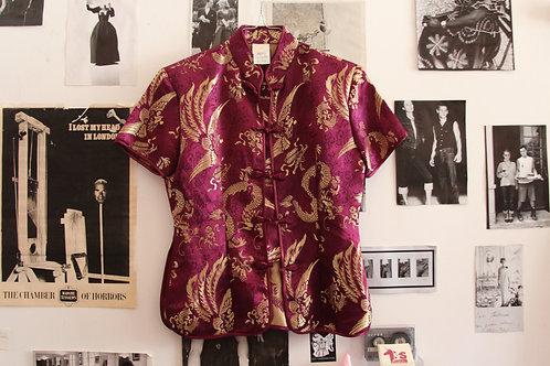 Kimono Made in Hong Kong