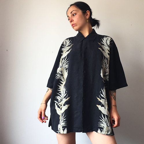 Camicia Hawaii '80sv