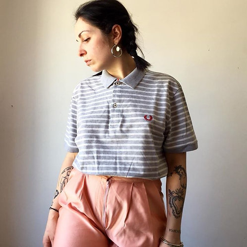 Polo crop Fred Perry