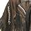 Thumbnail: Giaccone di pelle con frange