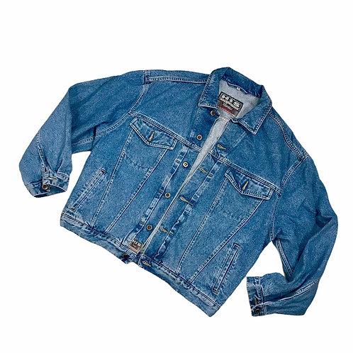 Giubbino jeans '80s
