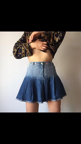 Miniskirt jeans '90s