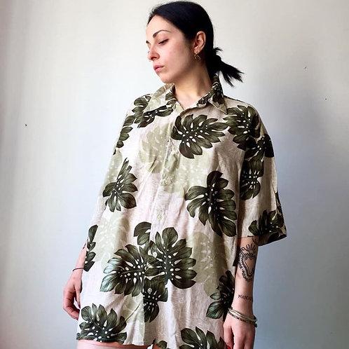Camicia Hawaii '80s