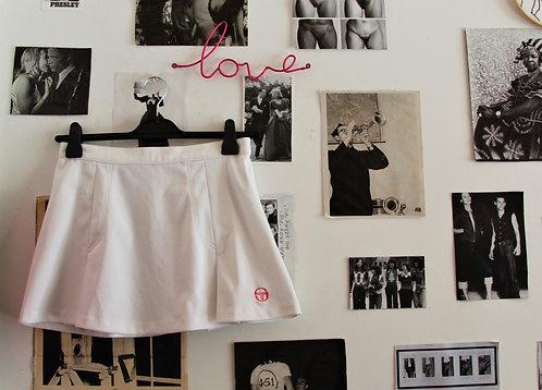 '70s tennis miniskirt by Sergio Tacchini