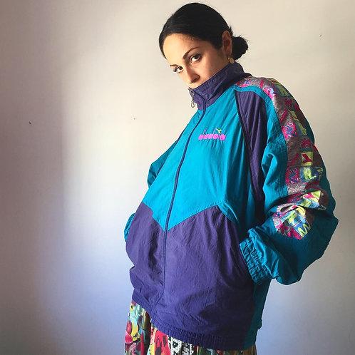 Kway Diadora '80s