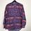 Thumbnail: Camicia etnica multicolor '90s