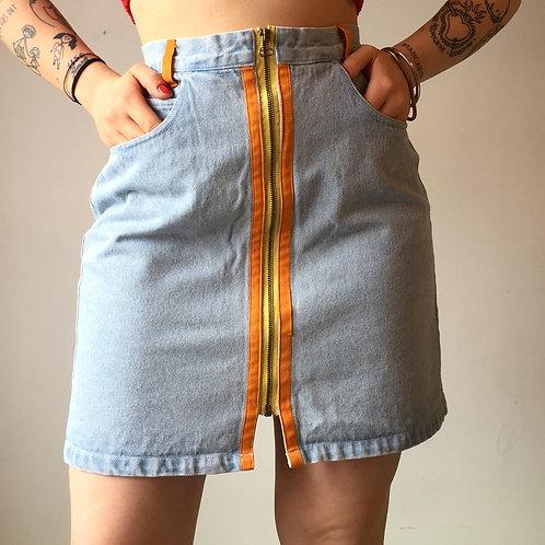 Mini Skirt '80s di jeans