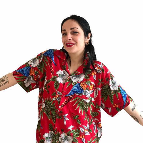 Camicia Hawaii autentica