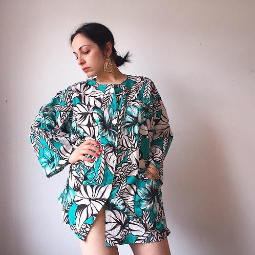 Camicia manica Kimono '80s