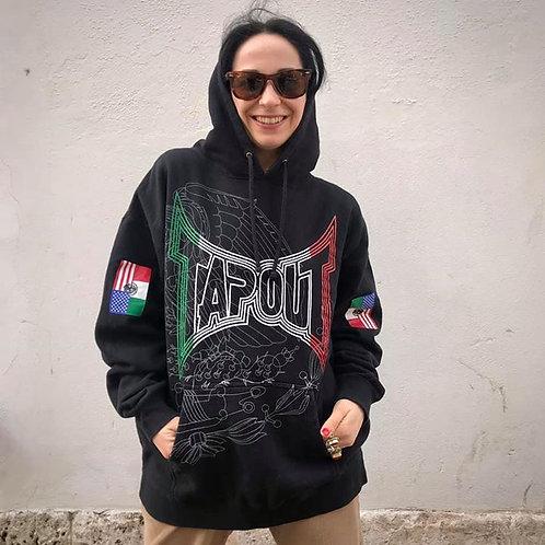 Maxi felpa hip-hop