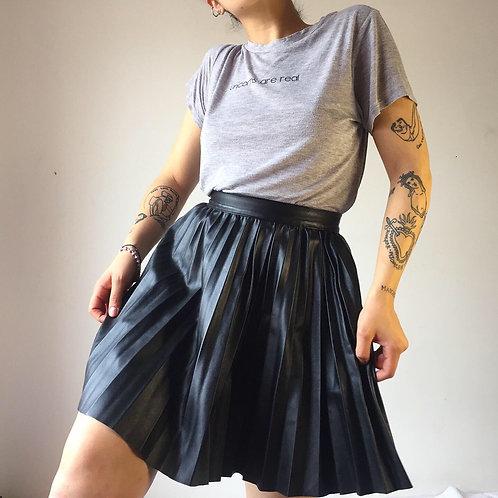 '80s mini skirt!