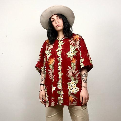 Camicia Hawaiana '80s autentica
