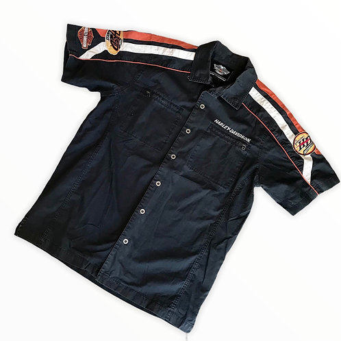 Camicia '80s Harley Davidson