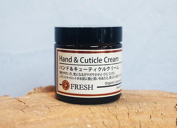 FRESH Hand & Cuticle Cream ハンド&キューティクルクリーム