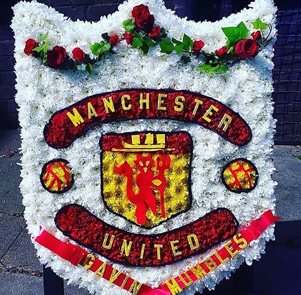 Man Utd Badge