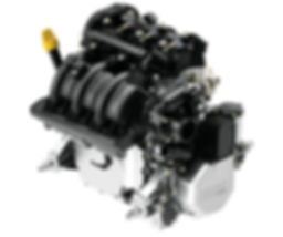 Rotax Ace 900 Engine in Ribjet tender