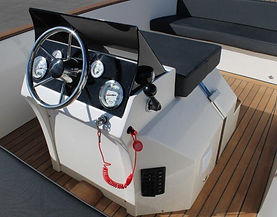High Performance Jet Yacht Tender