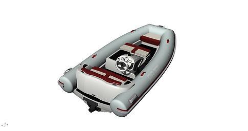 Ribjet Diesel Jet Yacht Tender 10