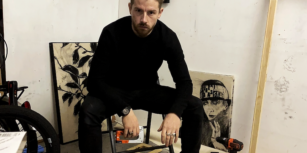 'How a gallerist thinks' with Benjamin Murphy from the Delphian Gallery