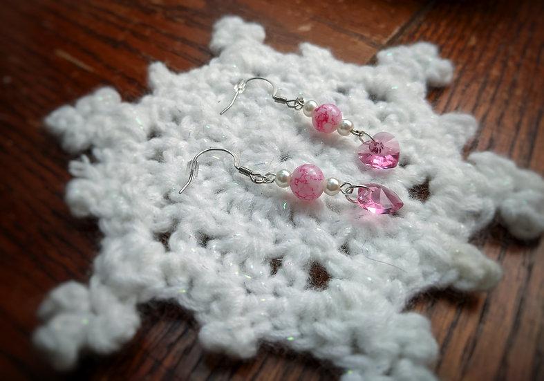 Blushing Earrings