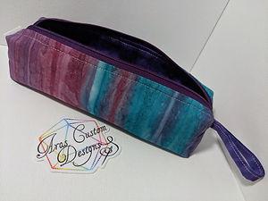 Travel Case - Purple Geode
