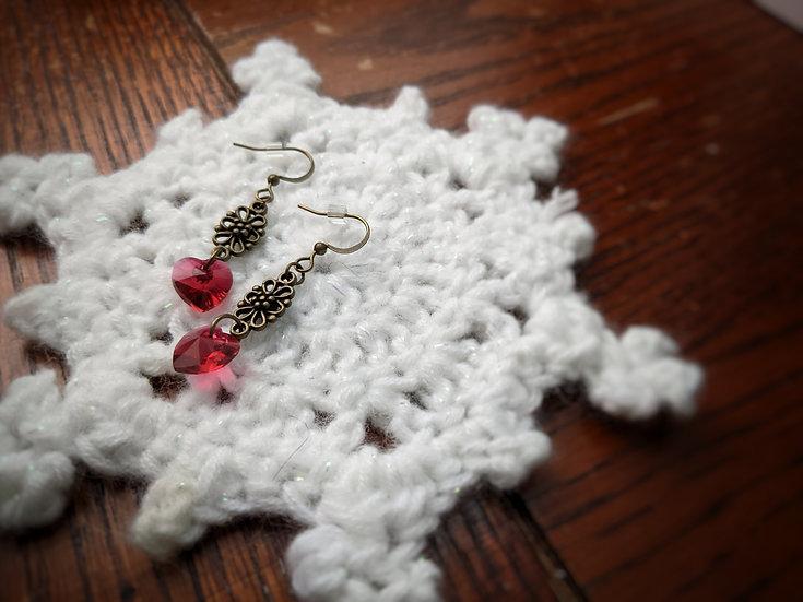 Love of Flora Earrings