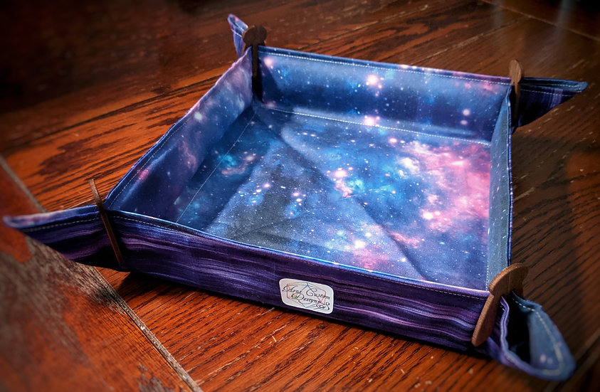 Space Time Customizable Family Tray