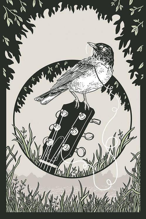 Song Bird Print
