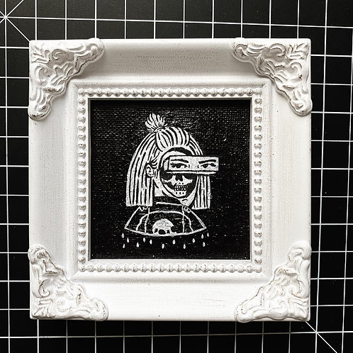 Mini Painting with Frame