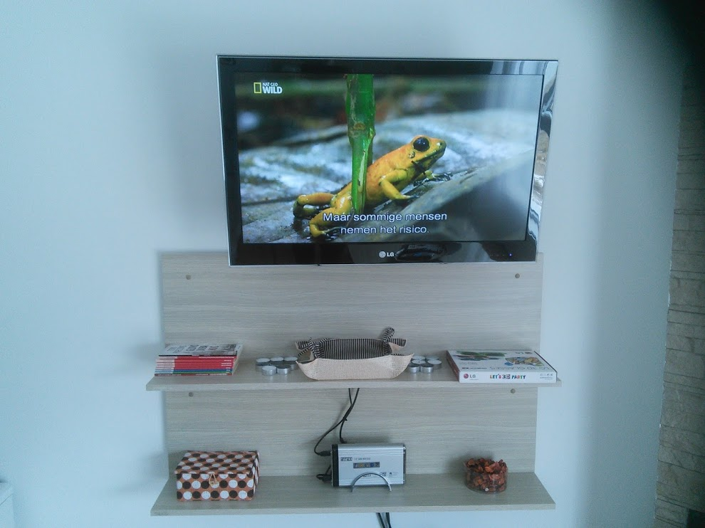 3D TV & Multimedia set