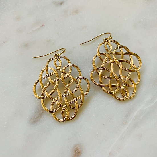 Intricate (Gold and Silver)