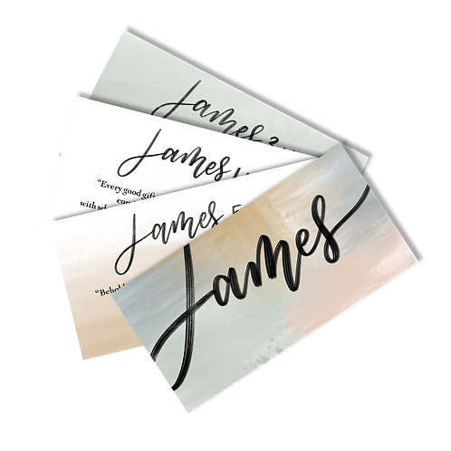 Scripture Memory - Book of James
