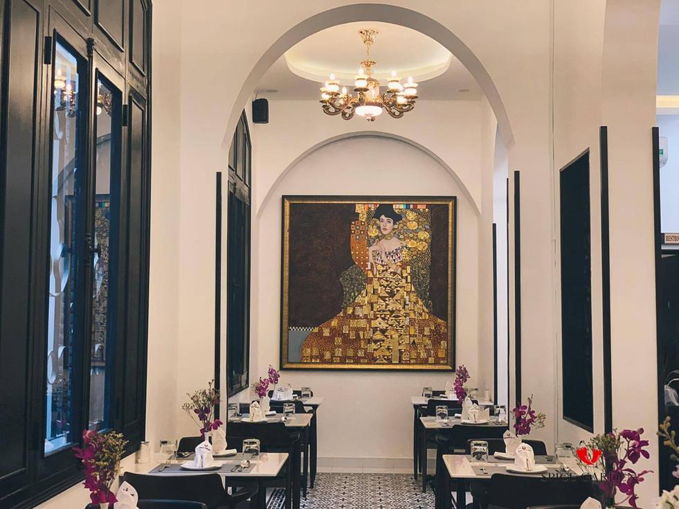 Spice Garden Saigon Interior