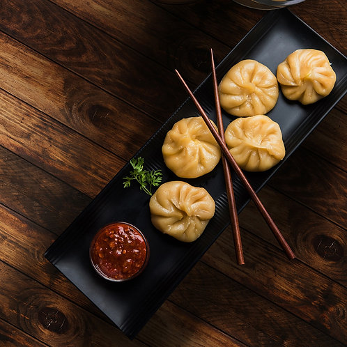 Momos (Tibetan Dumplings)