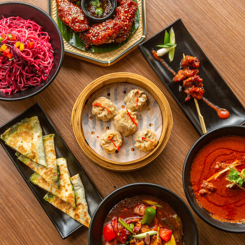79AD Indian-Chinese Cuisine